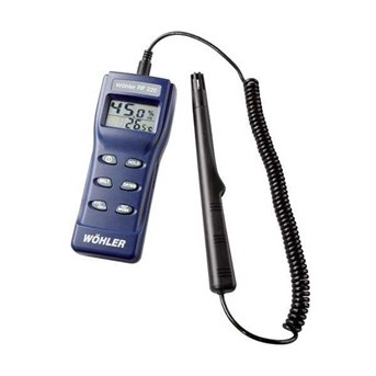 Relative Humidity and Temperature Meter   TOKO READY STOCK