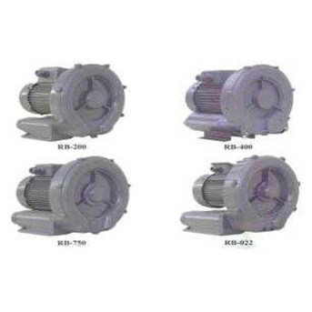 Ring Blowers 1/ 4 - 30 HP 220V, 1 Phase or 220/ 380V, 3 Phase High air volume with high pressure