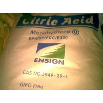 Jual Citric Acid Mono / Anhydrate Ex. Weifang