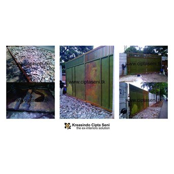 Sliding Gate | PT. ITS - TMII