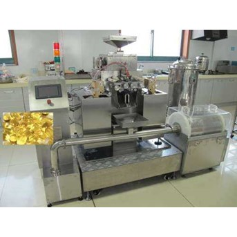 MINI SOFT GEL ENCAPSULATION PRODUCTION LINE MODEL HTSY-5