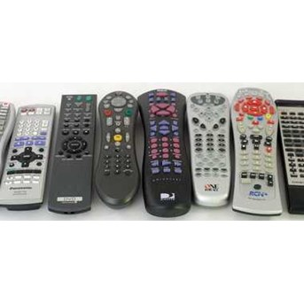 Jual Remote Control LCD Projector Proyektor Toshiba Panasonic