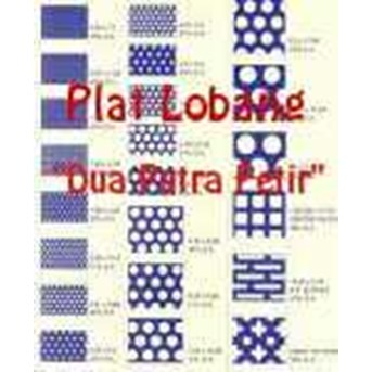 Jual Perforated Plate / Screen Plate / Perforated Sheet