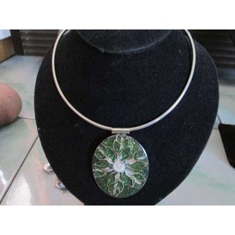 kalung liontin stainless
