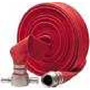 Fire Hose Fire Hose, Full Rubber 20-30 bar. FULL RUBBER FIRE HOSE / FIRE HYDRANT SYSTEM / OSW SYNTEX UNIDUR Kanvas Ozeki Pressure 13 Bar. Tersedia juga Hose Kanvas : Zeki, Hooseki, Q-Fire, Cobra, Dll.