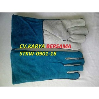 WELDING GLOVES 16 INCH TOSCA MODIF