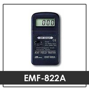 Electromagnetic Field Testers, EMF Testers ( Low Frequency) EMF-822A