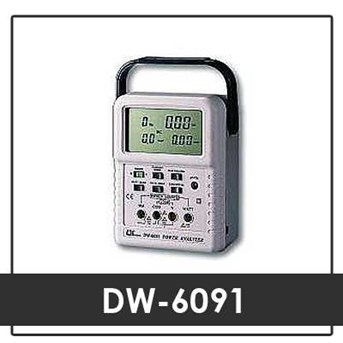 Power analyzers, Watt meters DW-6091 Lutron, 70443419