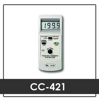Simulator, Calibrators, Checker CC421 Voltage/ Current Calibrator Lutron