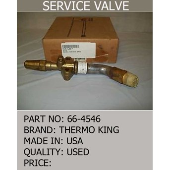 Service Valve Thermo King 66-4546