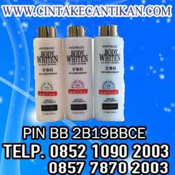 ANION BLUE WHITENING BODY LOTION PEMUTIH KULIT BADAN TANPA EFEK SAMPING CALL 081291625333/ 2B19BBCE