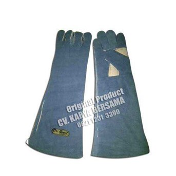 WELDING GLOVES 20 INCH