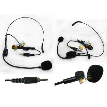 Accesories Headset Microphone HT 011 DL Slim
