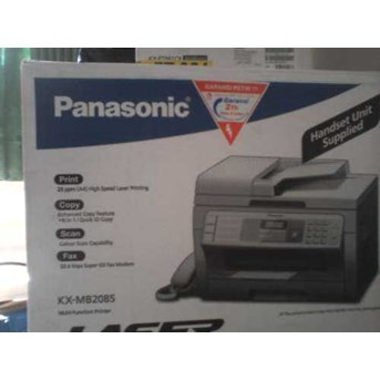 Panasonic MultiFuntion Printer KX-MB2085