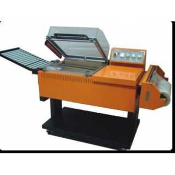 PSRF-5540A . L-Seal Hood Shrink Machine with Roller