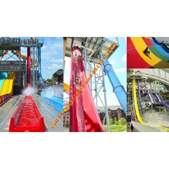 Kontraktor Waterpark Aquadroop Waterslide 1