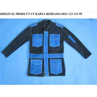 WELDING JACKET SUEDE