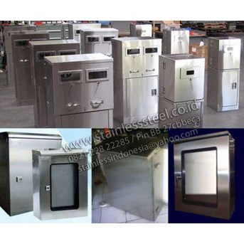 Box Panel Stainless | Panel Box Stainless | Panel Listrik Stainless