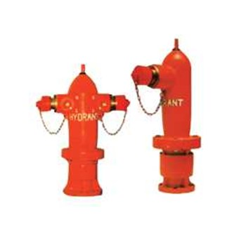 Hydrant Pillar DUSAFE- Fire Protection
