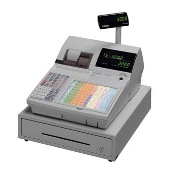 MESIN KASIR/ CASH REGISTER CASIO TK-3200