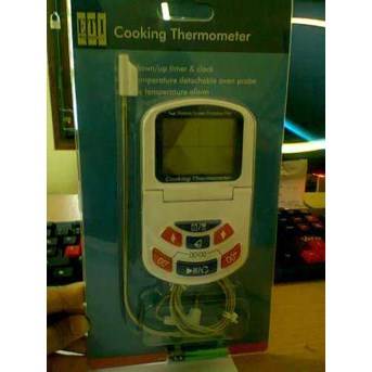Oven Timer and Cooking Thermometer ETI 810-060