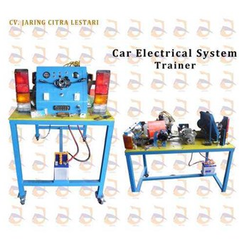 Car Electrical System Trainer