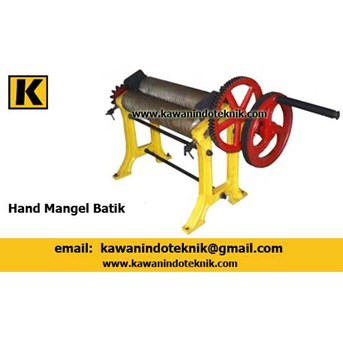 Hand Mangel Batik, Mesin Press Karet Manual, Hand Mangel Batik Manual, Alat Press Lembaran Karet Alam, Hand Mangel, Hand Mangel Karet, Alat Press Karet, Press Lembaran Karet, Roll Press Karet