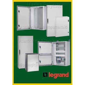 Box Panel Legrand Marina Polyester & Atlantic Stainless