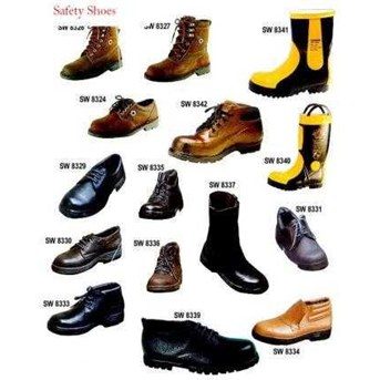 jual safety shoes
