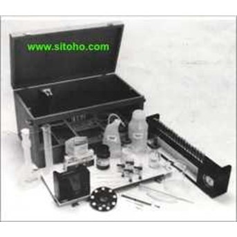 CHOLINESTERASE TEST KIT COLIN-100, ALAT UJI KADAR PESTISIDA DALAM DARAH, JUAL CHOLINESTERASE TEST KIT DI INDONESIA
