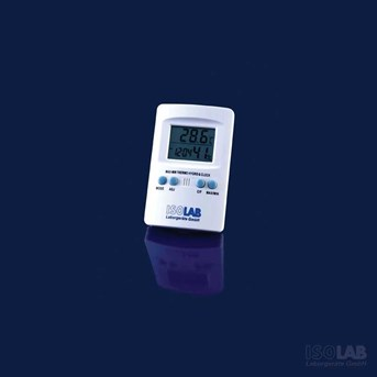 Thermohygrometer Electronical, ISOLAB