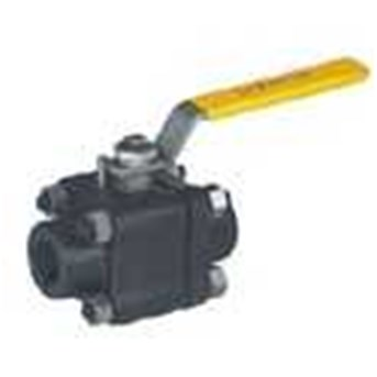 FORGET STEEL BALL VALVE