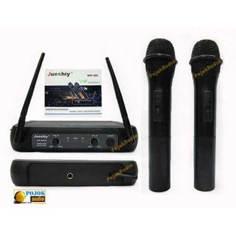 Jueshiy WR 369 Handheld Microphone Wireless