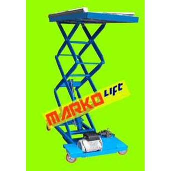 Table Lifter 3-stage mobile, Scissor Lift Table markolift