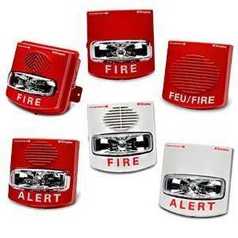 SIMPLEX FIRE ALARM TRUE ALERT SOUNDER ADRESSABLE
