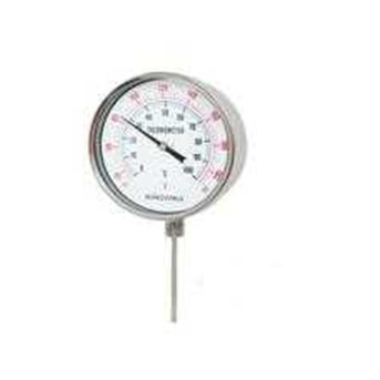 THERMOMETER BIMETAL STAINLESS STEEL