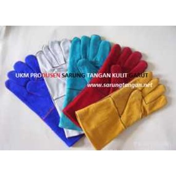 WELDING GLOVES 14 SUEDE HIGHT QUALITY