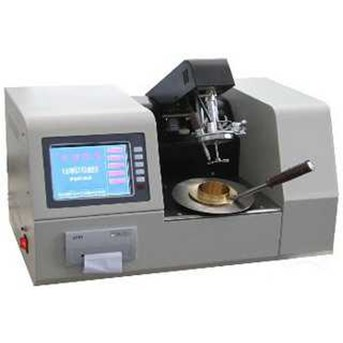 Flash Point Tester Automatic Pensky-Martens Closed Cup SYD-261D