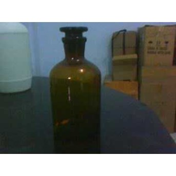 Reagent Botle With Glass Sopper