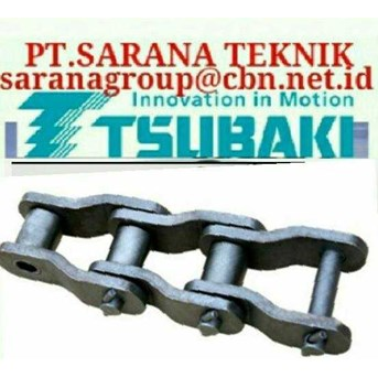 PT. SARANA TEKNIK - TSUBAKI CONVEYOR CHAIN FOR STEEL MILL