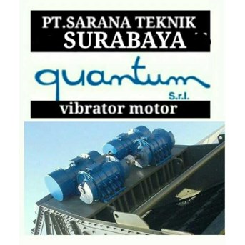 VIBRATOR MOTOR QUANTUM, CERAMIC INDUSTRI, VIBRATING SCREEN
