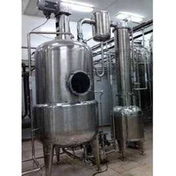 MASIN EXTRACT, EVAPORATOR DECOMPRESSION
