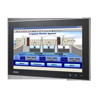 TPC-2140WP : 21.5 Full HD Touch Panel Computer with AMD Dual-core processor