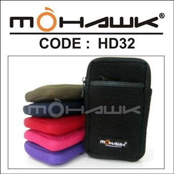 Tas Pinggang/Pouch/Dompet Hanphone Harddisk MOHAWK HD-32