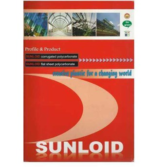 SUNLOID SINGLE SOLID/ SUNLOID FLAT SHEET POLYCARBONATE