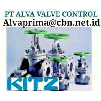 5K CAST STAINLESS STEEL, GLOBE VALVES PT ALVA VALVE INDUSTRI