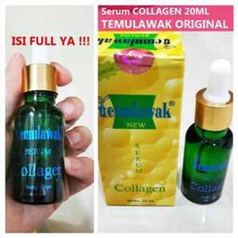 SERUM TEMULAWAK COLLAGEN ORIGINAL