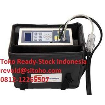 E5500 Portable Industrial Combustion Gas & Emissions Analyzer