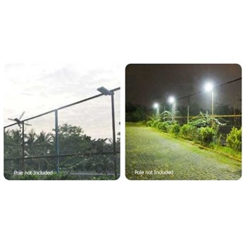 Lampu PJU All In One 15 Watt & Gudang Lampu Jalan Murah Indonesia