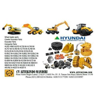 HYUNDAI PARTS HEAVY EQUIPMENT PART